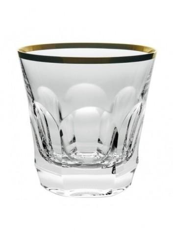 Caja de dos vasos de whisky...