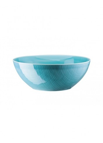 Bowl 24 Cm Mesh Colours Aqua